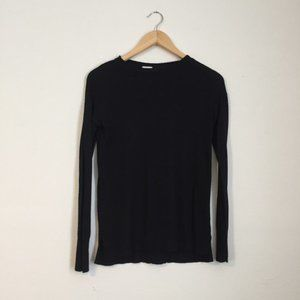 a new day Black Sweater Size S
